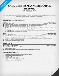 Resume format resume format sample call center for Call center resume sample