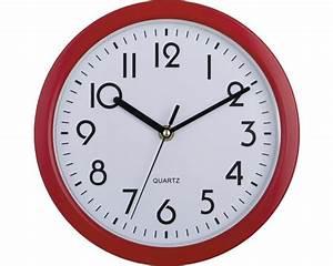 Wanduhr 40 Cm Durchmesser : wanduhr rot 23 cm bei hornbach kaufen ~ Bigdaddyawards.com Haus und Dekorationen