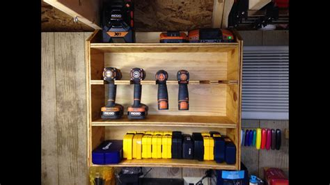 cordless drill station youtube