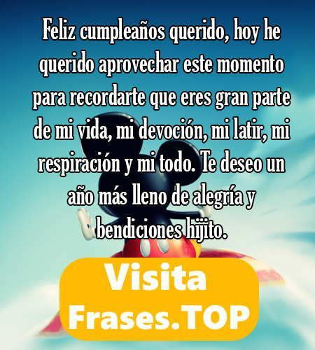 ️https://frases top/frases cumpleanos/hijo/ ️ #Frases de