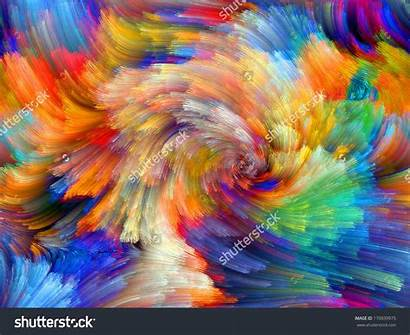 Shutterstock Vibrant Backgrounds Abstract Colorful Wallpapers Poster