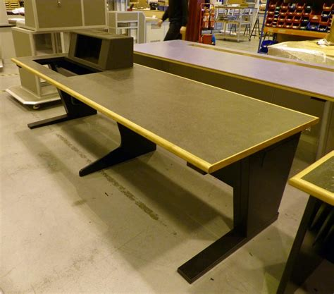 desk for production production desks bound for prominent school mw systems
