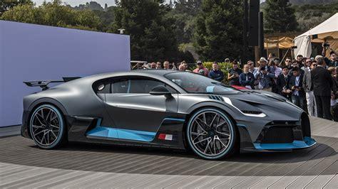Bugatti Divo Ujrzało światło Dzienne Z 20 Mln Złotych