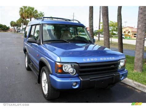blue land rover discovery 2003 monte carlo blue land rover discovery se7 34799981