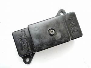 1998 Suzuki Vs 1400 Intruder  98 Vs1400glp Fuse Box