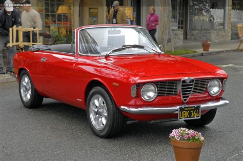 1965 Alfa Romeo by 1965 Alfa Romeo Giulia Series 105 Conceptcarz