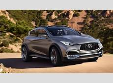 2015 Infiniti QX30 Concept Top Speed