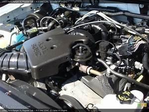 4 0 Liter Sohc 12 Valve V6 Engine For The 2007 Ford Ranger