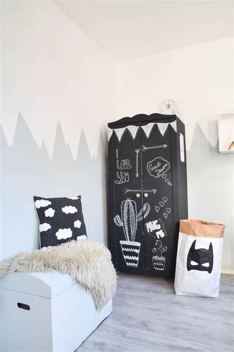 Ikea Schrank Lack by Mommo Design Ikea Hacks With Paint Hensvik Wardrobe