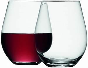 Weinglas Ohne Stiel : lsa weinglas wine ohne stiel 530ml klar 4er set kaufen ~ Whattoseeinmadrid.com Haus und Dekorationen