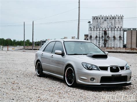 modified subaru impreza hatchback 2007 subaru impreza wrx mike skopek modified magazine