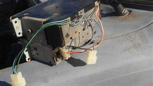 Wiring Up Original 8 Track Player Need Help   1982 Hilux