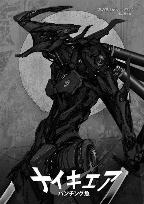 otaku gangsta robo ロボ cyberpunk sci fi