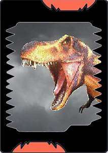 Image - Black trex.png | Dinosaurkingcardscollection Wikia ...