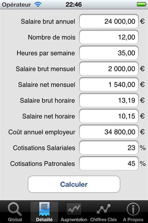 salaire net brut cadre 28 images un employ 233 belge gagne 2 982 euros jobat be calcul du