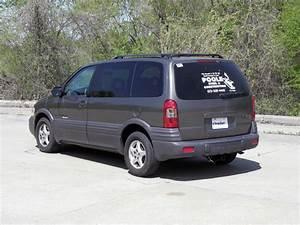 Hidden Hitch Trailer Hitch For Pontiac Trans Sport Van