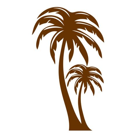 palm tree svg cuttable designs