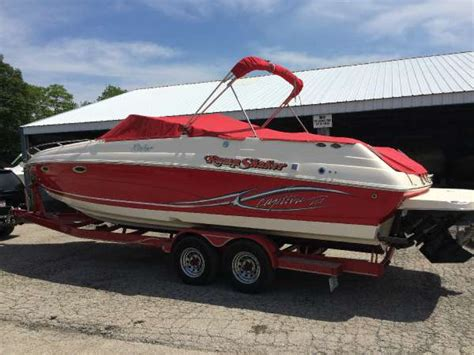 Bowrider Boat With Cuddy Cabin by Cuddy Cabin Rinker Boats For Sale Boats