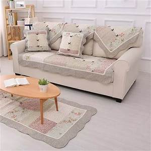 quilted sofa throws two sides printed fl quilted fabric With quilted sectional sofa cover