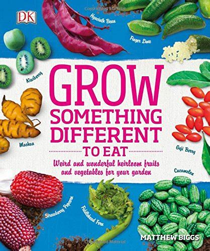 something different to eat grow something different to eat book review budget earth