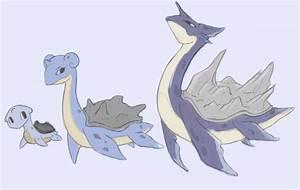 Pokemon Lapras Evolve Images | Pokemon Images