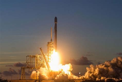 SpaceX launches Echostar 105 with a reused Rocket ...