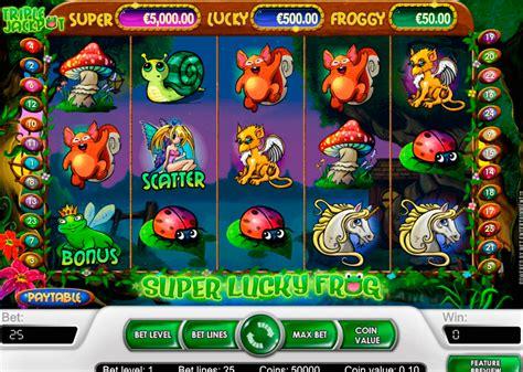 play super lucky frog  slot netent casino slots