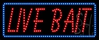 Sign Bait Led Animated Signs Business Neon