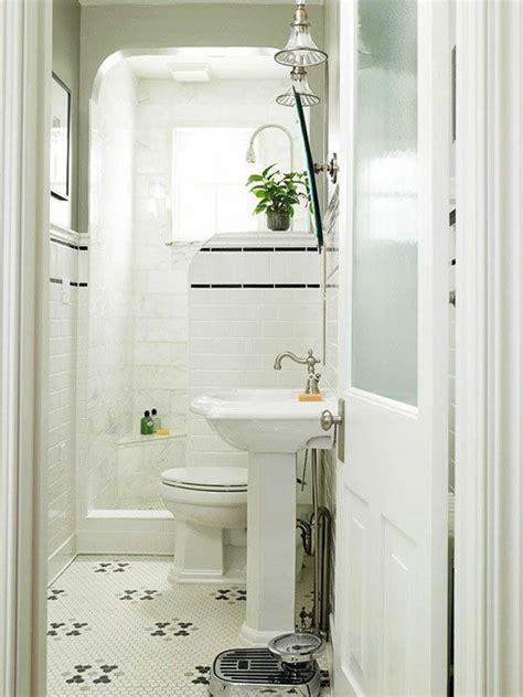 Kleines Badezimmer Dekoration by Kleines Bad Einrichten Badideen Rustikal Len