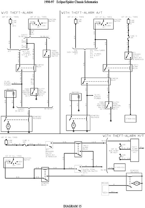 2006 Mitsubishi Eclipse Radio Wiring Diagram by Wrg 9424 1996 Mitsubishi Eclipse Wiring Diagram