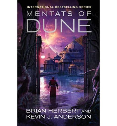 Mentats Of Dune  Kevin J Anderson 9781847374257