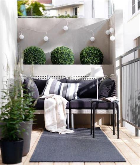 Kleiner Balkon Lounge by Kleine Balkon Lounge