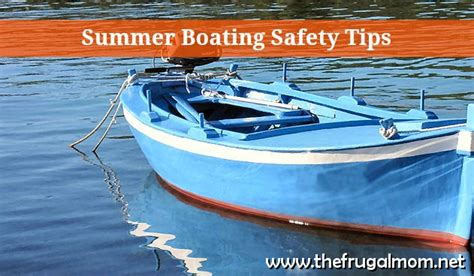 Summer Boating Safety Tips Dfw Boat Expo