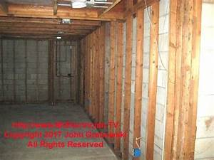 Unfinished Basement Rough Wiring