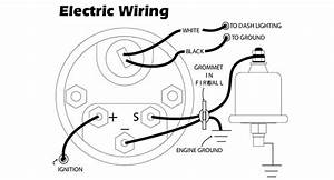 Stewart Warner Gauges Wiring Diagrams