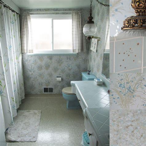vintage bathroom design ideas 40 vintage blue bathroom tiles ideas and pictures