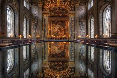 Royal College Naval London Wallpapers Reflection Phone