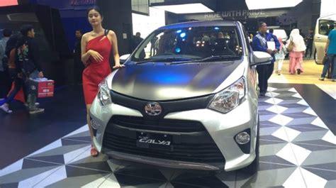 Toyota Calya Picture by Daftar Mobil Di Bawah Rp 150 Juta Di Giias 2019