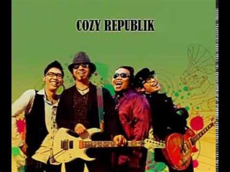 cozy republik   punya cinta musik reggae