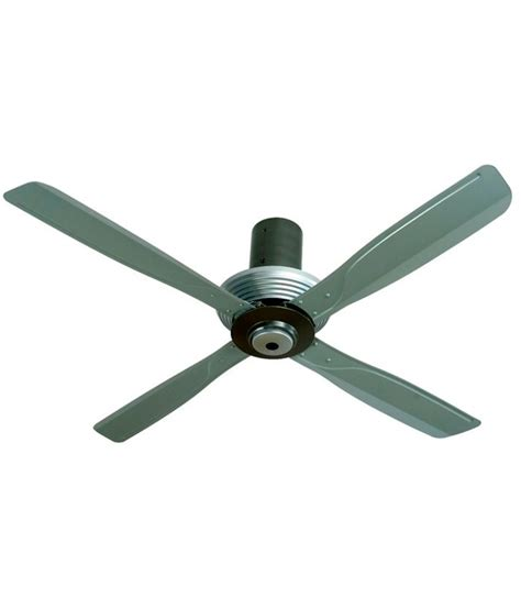 60 Inch Ceiling Fans India by Orpat 60 Inch Air Crown Ceiling Fan Silver Price In India