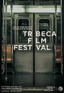 Single Page Brochure Template Tribeca Film Festival Event Poster Example Venngage