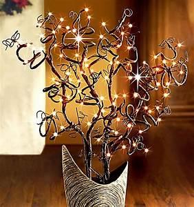 Künstliche Zweige Für Bodenvase : lichterbaum korkenzieherhasel jetzt bei bestellen ~ Orissabook.com Haus und Dekorationen