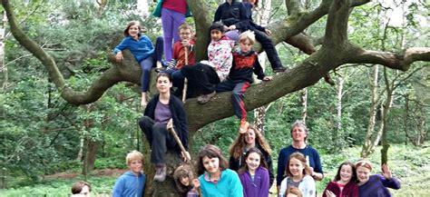 Bradford's First Overnight Forest School
