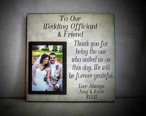 wedding officiant gift perfect for the friend wedding With the perfect wedding gift for a best friend