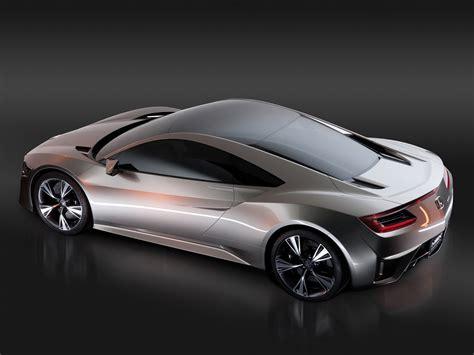 honda nsx concept auto cars concept