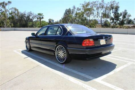 sell   bmw il show room condition  dp wheels