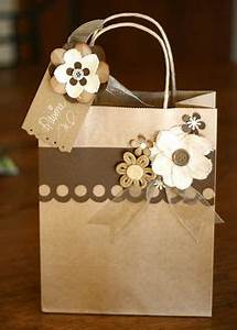 1000 ideas about Decorated Gift Bags on Pinterest