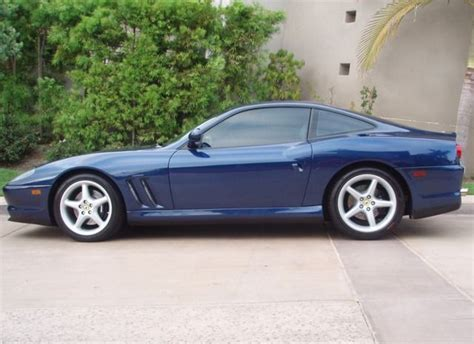 This 1999 ferrari 550 maranello shows a mere 23,389 miles on the odometer and has undergone a recent major service completed in october of 2015 at cost of $11,000. 1999 Used Ferrari 550 Maranello at Sports Car Company, Inc. Serving La Jolla, IID 2034792