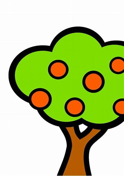 Clipart Animation Guava Animated Tree Fruit Cliparts