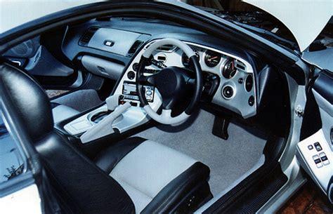Toyota Supra Interior Is Legendary Sports Car — Car